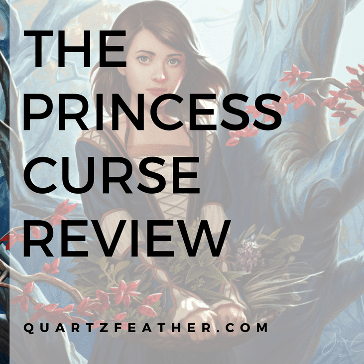 The Princess Curse by Merrie Haskell Review