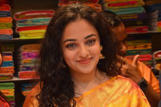 Nithya Menen Stills At Kalamandir (13).JPG