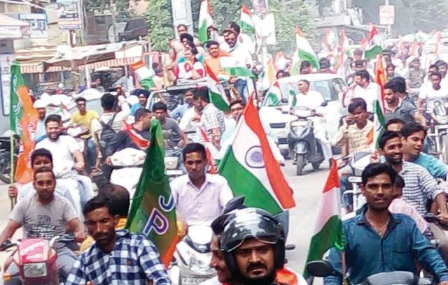 tiranga-yatra-badkhal-constituency-faridabad