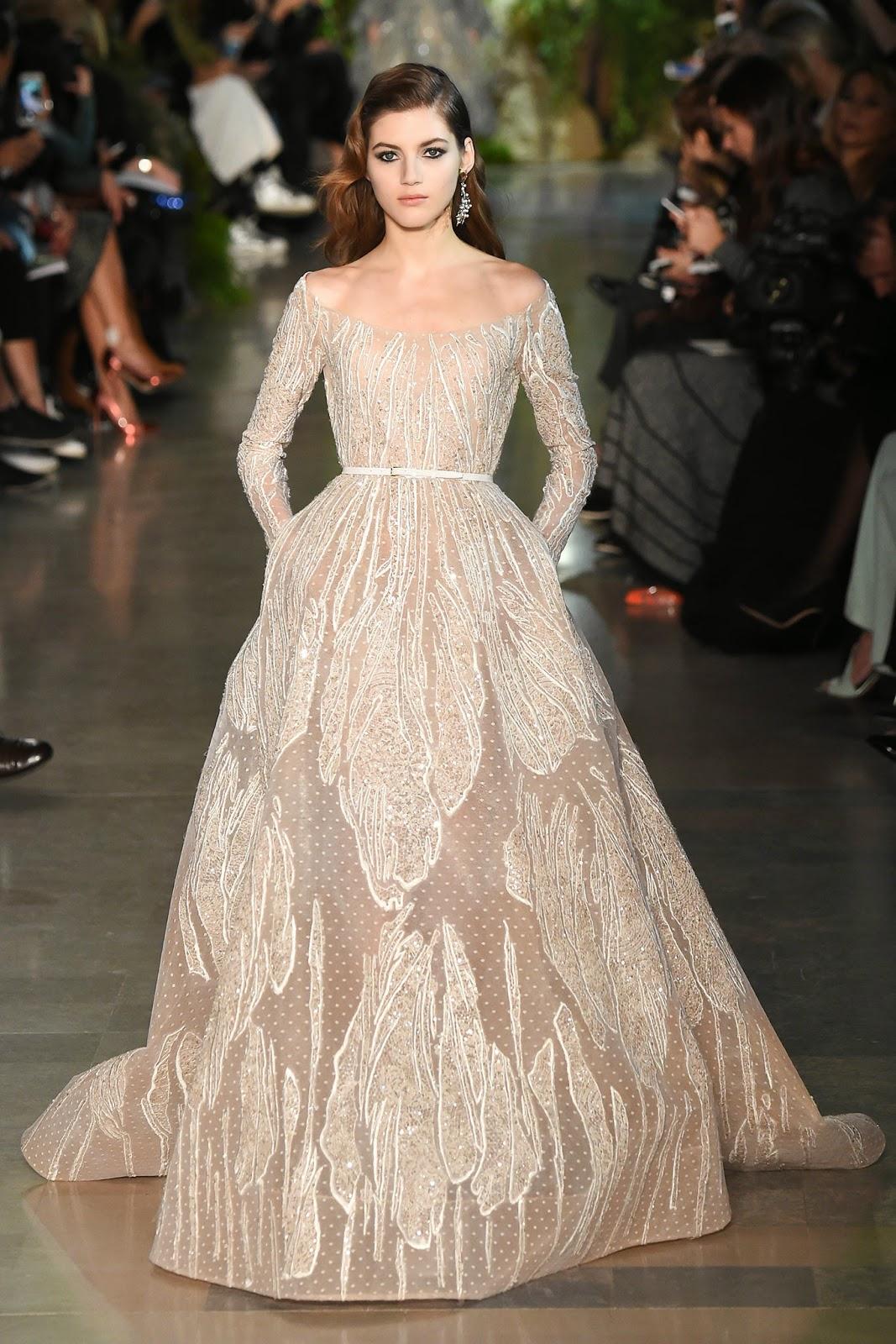 RUNWAY REPORT..Paris Couture Fashion Week: Zuhair Murad