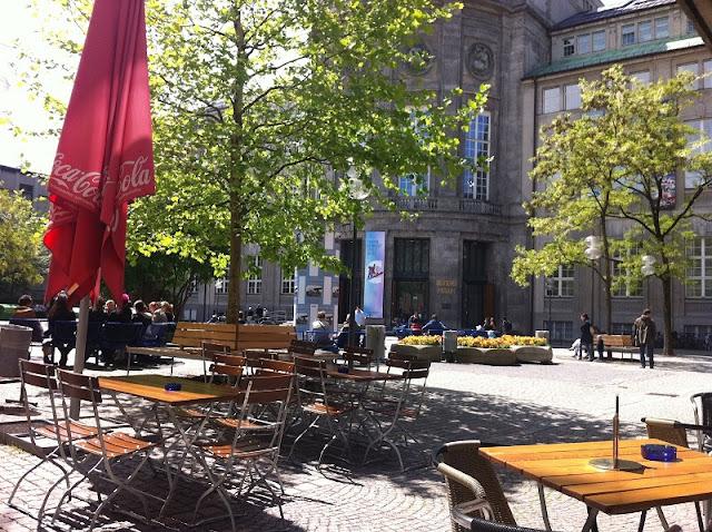 Cafeterias em Munique