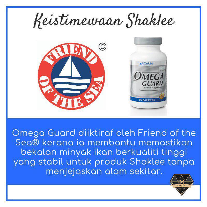fungsi omega shaklee