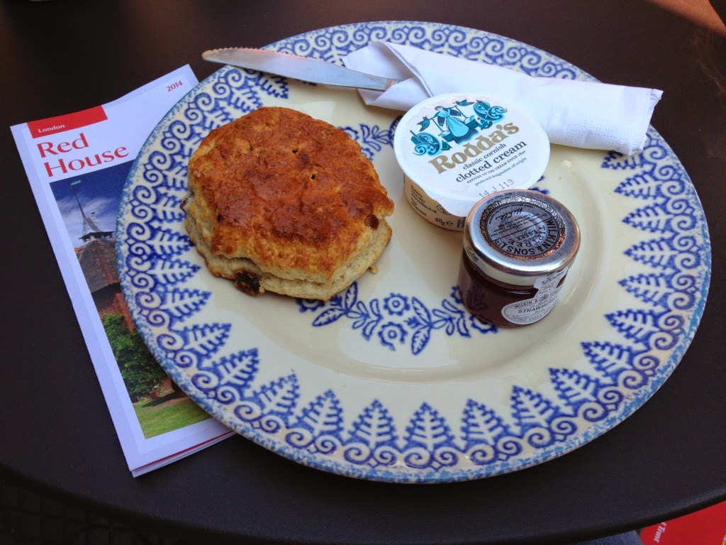Red House National Trust Scones
