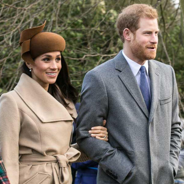Prince Harry And Meghan Markle - The Story Of How They Met