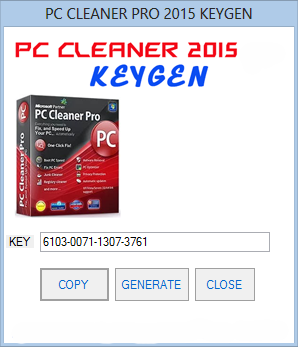 PC Cleaner Pro 2015 Keygen Full Version Download | Full ...