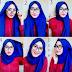 Cara Memakai Hijab Model Sekarang