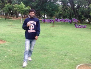 eswar birthday images