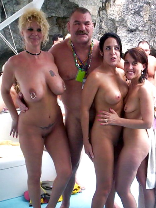 wife swap tv naked