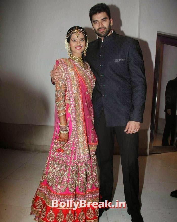 Kratika Sengar, Nikitin Dheer, Nikitin Dheer, Kratika Sengar Wedding Pics