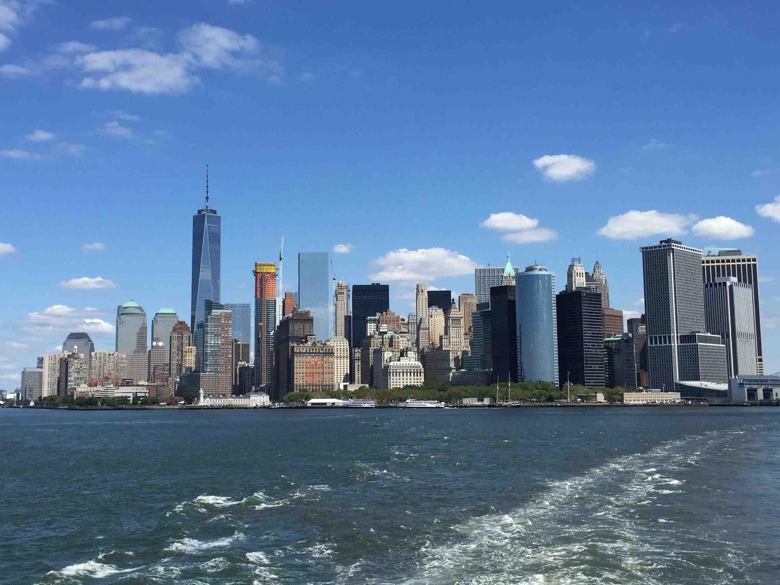 Staten Island Ferry Terminal Manhattan