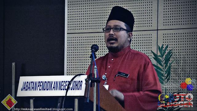Ceramah Bulanan JPN Johor : Ahlan Ya Ramadhan