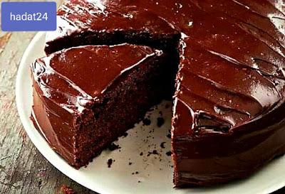 طريقة تحظير كيك بالشوكولاته