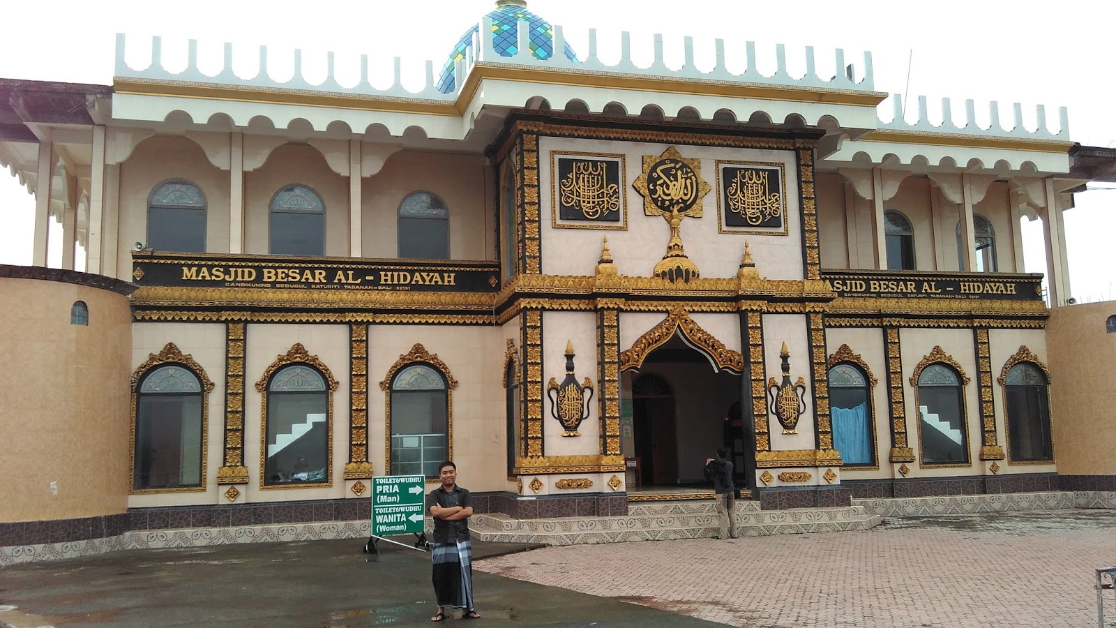 Masjid Besar Al Hidayah