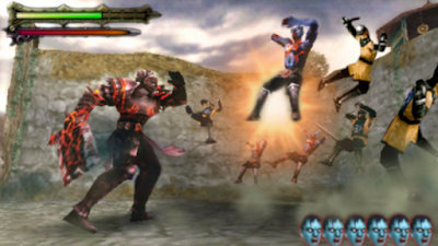 Download Game PPSSPP Undead Knights ISO Full Version High Compressed