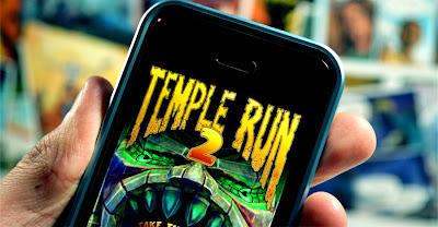 Temple Run - jocul android ce ajunge film de lung metraj