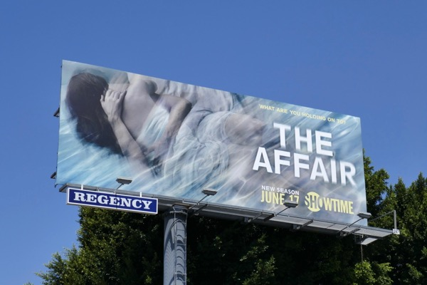 The Affair season 4 billboard