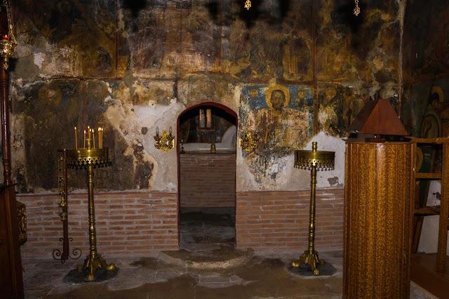 Όλα τα ιστορικά στοιχεία για τον Βυζαντινό ναό της Μεταμόρφωσης Σωτήρος στην περιοχή του Τσέλου (βίντεο)