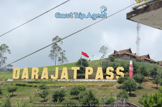 Tiket Masuk Wisata Darajat Pass Garut 2018