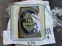 Biadab! Masjid California Dikirim Al-Qur'an Yang Dibenamkan di Lemak Babi, Tapi Pelaku Belum Juga DItangkap
