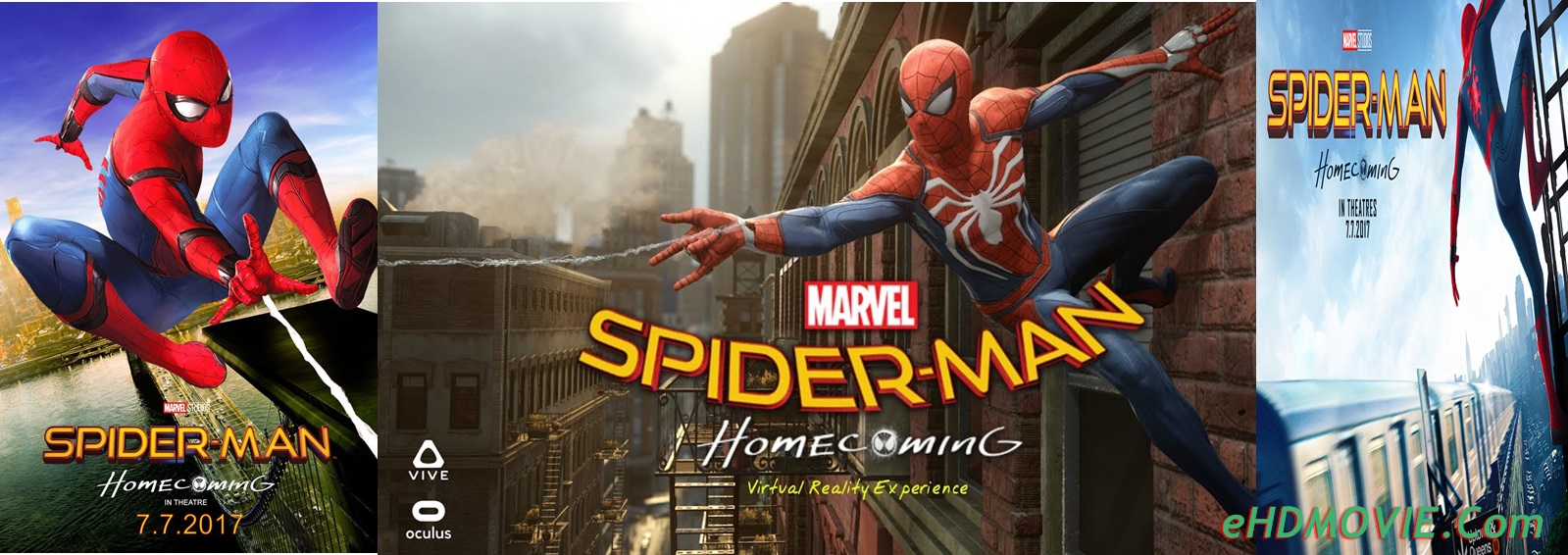 Spider-Man: Homecoming 2017 Full Movie Dual Audio [Hindi – English] 720p – 480p ORG BRRip 400MB – 1GB ESubs Free Download