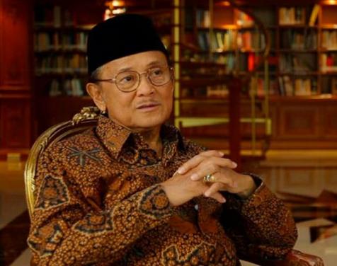Prof. Dr. -Ing. H. Bacharuddin Jusuf Habibie