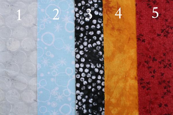 Just the Basics Mystery Quilt-a-Long | DevotedQuilter.blogspot.com