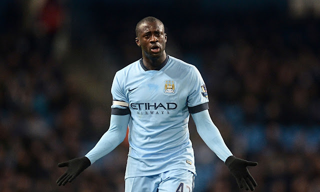Please Forgive My Son - Yaya Toure's Father Begs Guardiola