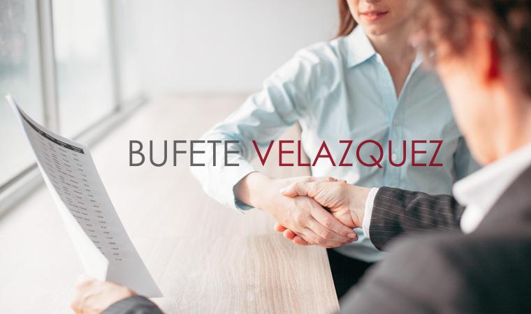 Bufete Velázquez, abogados a porcentaje en Madrid