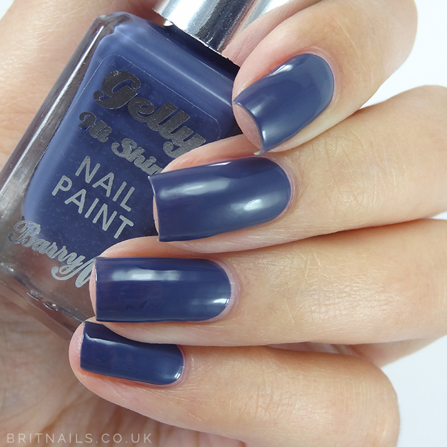 Barry M Blue Jade
