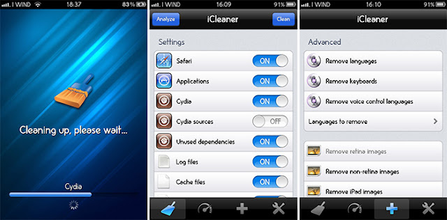 How to clean the junk files on your iPhone