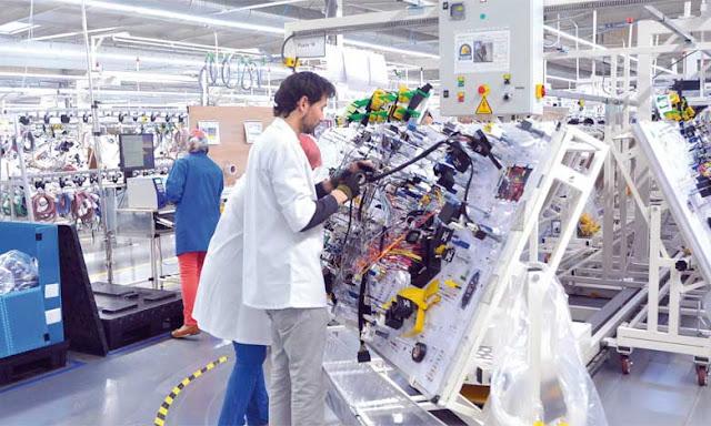 أنابيك - برشيد توظيف 120 عاملة لذى شركة متخصصة في صناعة أسلاك السيارات حاصلات على شهادة البكالوريا