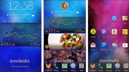 Samsung Galaxy S5 Android Kitkat