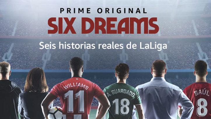 Six Dreams sigue la historia de 6 personajes de LaLiga