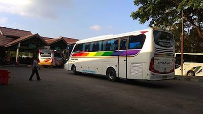 Harga Tiket Bus Sinar Jaya Agustus 2019