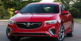2020 Buick Regal AWD Revue examen, prix et date de sortie