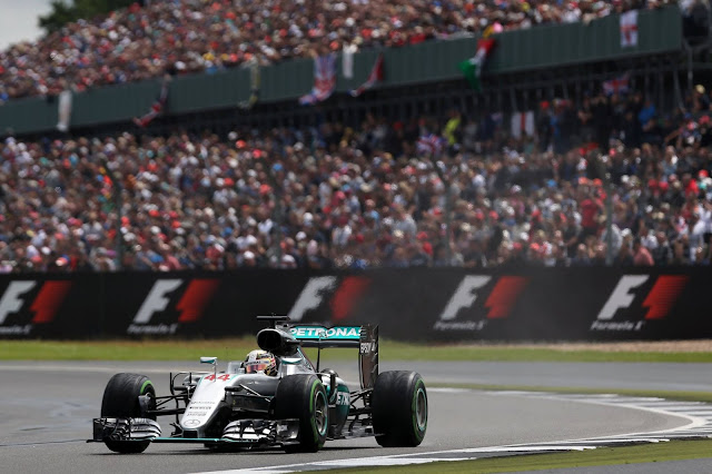 Sirkuit Silverstone stop gelar F1