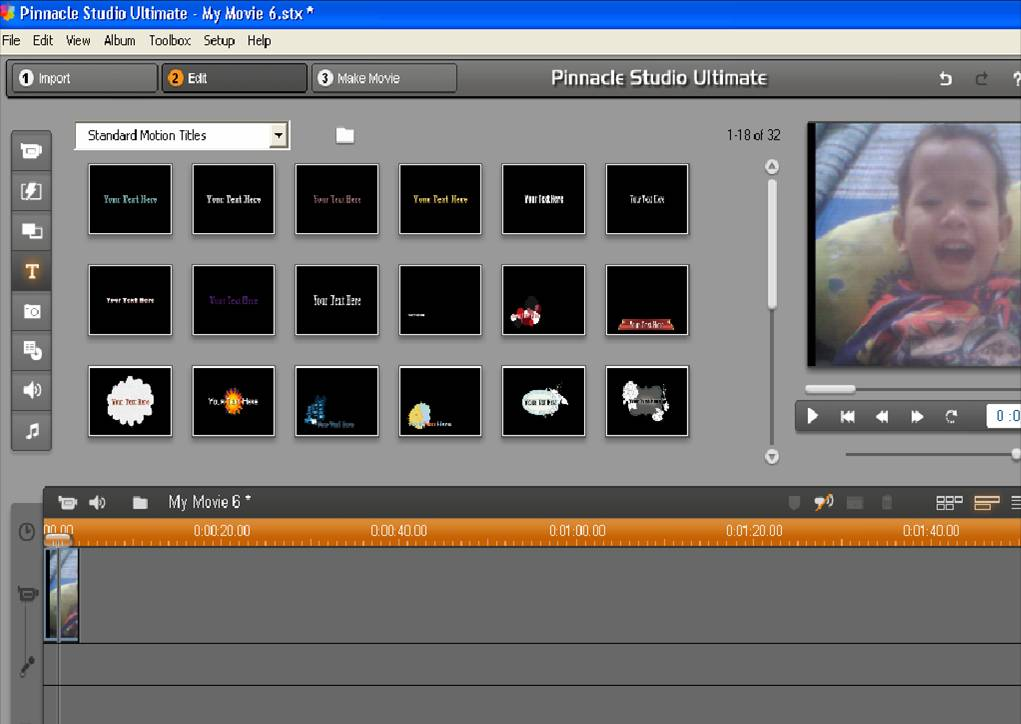 pinnacle studio templates free download - blog archives softbritish