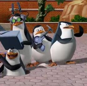 Club De Fans De Los Pinguinos De Madagascar Episodios