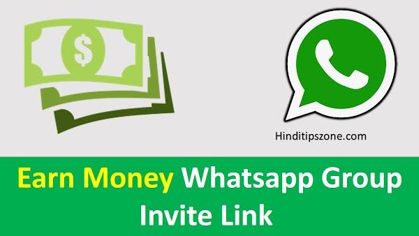 100+ Online Money Making WhatsApp Group Links (Earn Money Online)