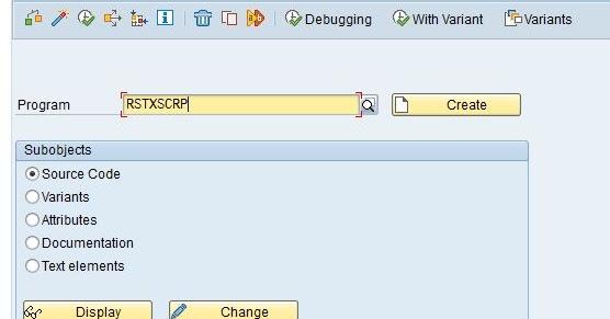abap mania  download sapscript forms