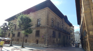 Oviedo, Palacio de Camposagrado.
