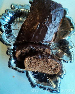 Kakaowe ciasto z białek