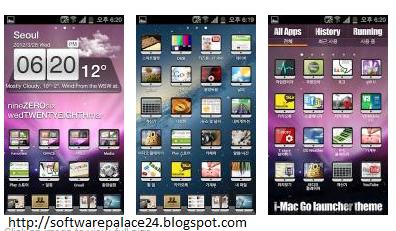 i-MAC Go Launcher Theme apk Download Free | Softwarepalace24