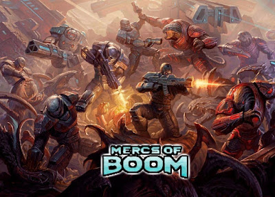 Mercs of Boom Apk for Android