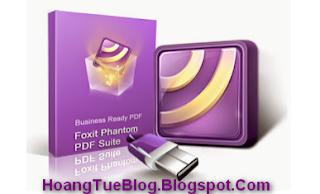 Foxit Phantom PDF Suite 2.2.4.0225 - Đọc Và Chỉnh Sửa PDF Chuyên Nghiệp