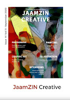 JaamZIN Creative Magazine - Sept 2020