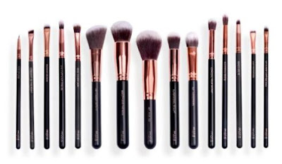 MOTD Cosmetics Lux Vegan Makeup Brush Set
