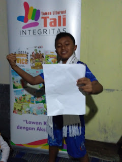 Parade Baca Puisi Tema Integritas