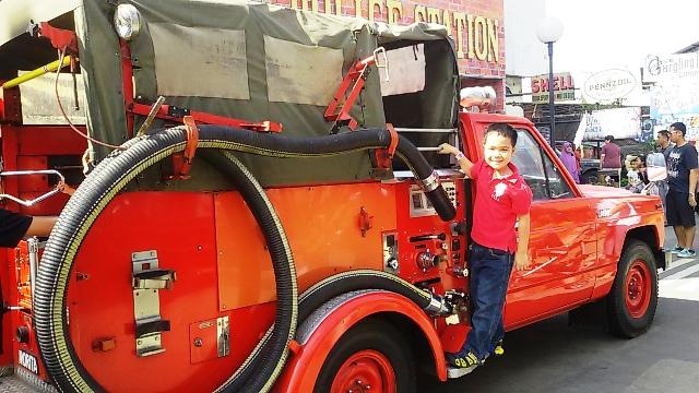 mobil pemadam kebakaran museum angkut malang wisata edukasi seru di kota batu jawa timur nurul sufitri blogger mom lifestyle pegipegi liburan tempat wisata indonesia