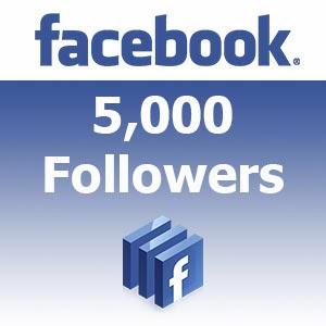 Buy 5000 Facebook Followers